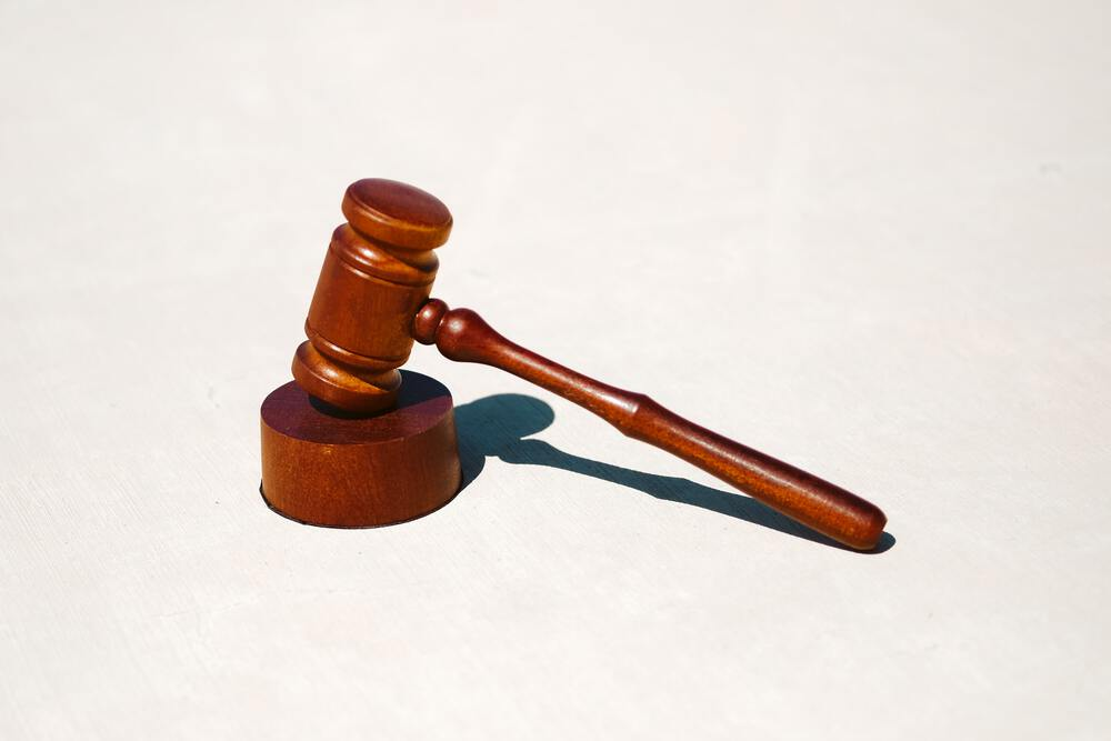 gavel for article murphys law for lawyers