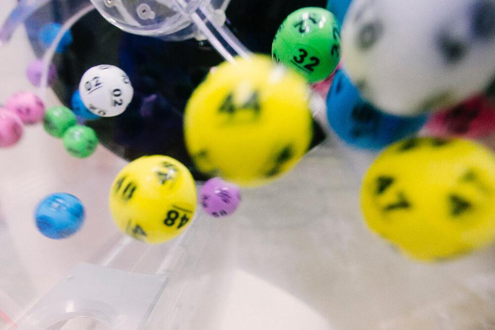 lotto balls for article murphys law for the lotto