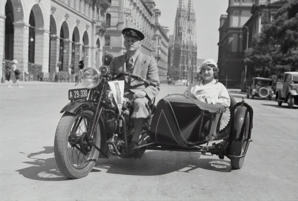 motorcycle with sidecar for article murphys motocycle laws