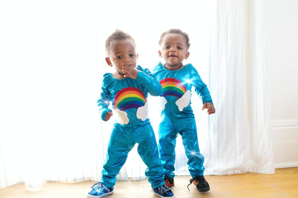 twins for the article murphys law for parents of twins